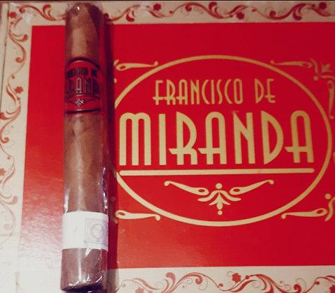 Francisco  de Miranda- Media corona Bordo