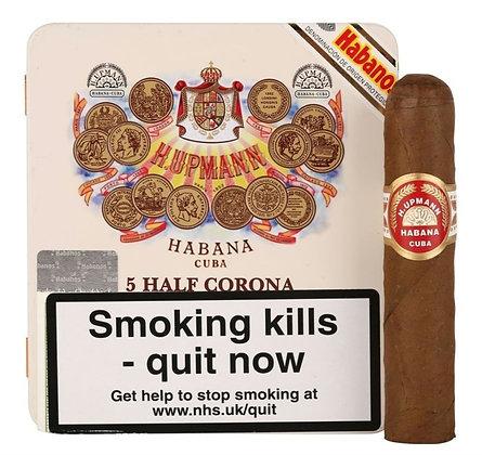 H..Upman  Half Corona en lata X5