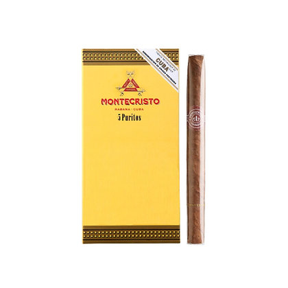 Montecristo - Puritos (x 5)