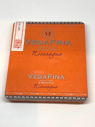 VegaFina Minutos Nicaragua lata x 8