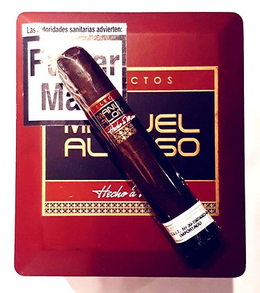 Manuel Alonso- Maduro Robusto XL