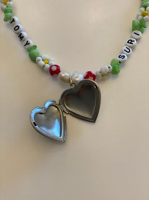 Collar corazon Geral