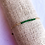 Thumbnail: Paris pulsera cuarzo blanco, verde o amatista