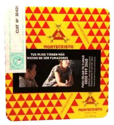 Montecristo-  Mini X 20 lata