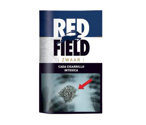 Red field zwaar