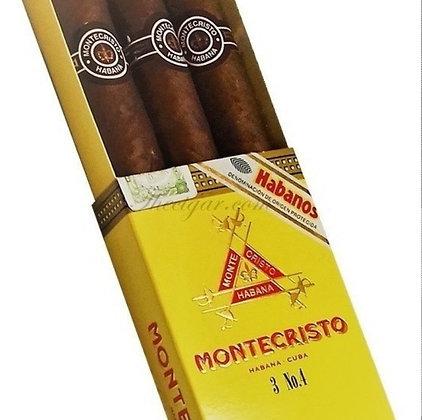 Montecristo- Número 4 X5