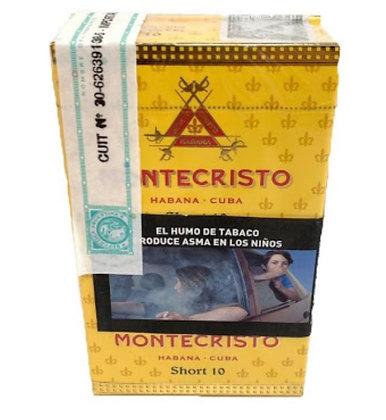 Montecristo Short x 10