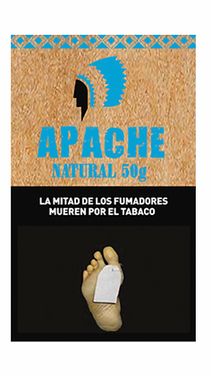 Apache natural 30 g