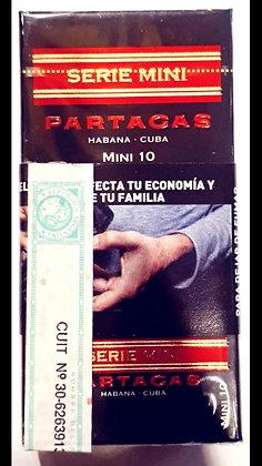 Partagas Serie mini x10