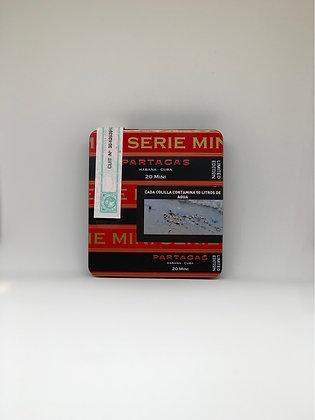 Partagas Serie Mini 20 Edición Limitada