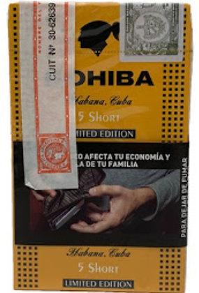 Cohiba  Short  x5