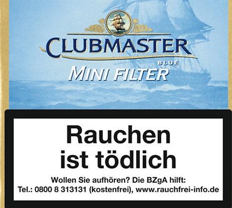 ClubMaster- Mini Filter X 20  Azul