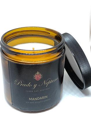 Vela de soja aroma mandarin