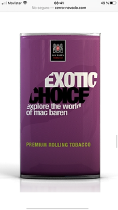 Mac Baren Choice Exotic