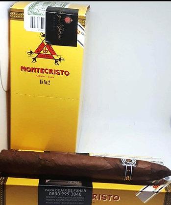 Montecristo- Número  2.    X 3