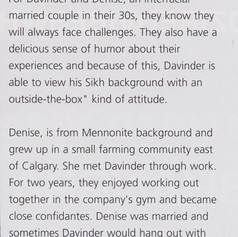 Dave and Denise - Page 1 of 2