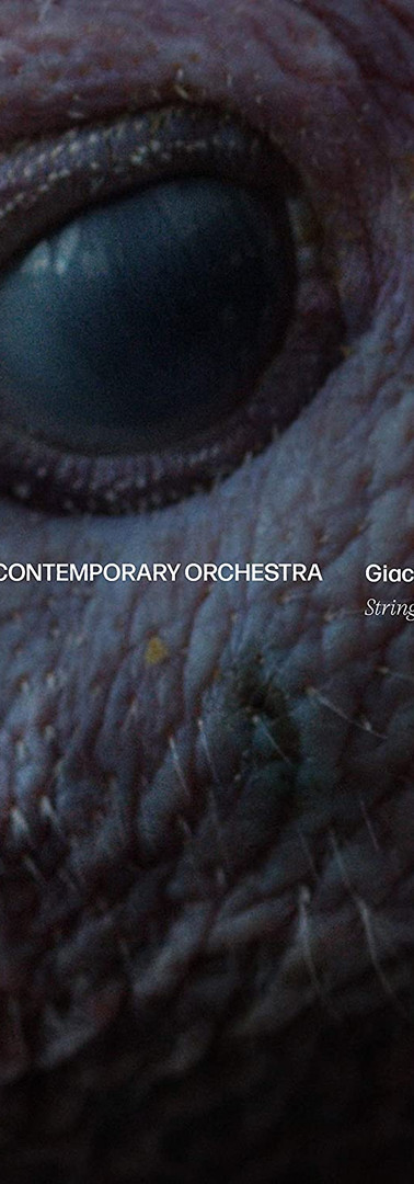 Giacinto Scelsi: String Trio - London Contemporary Orchestra