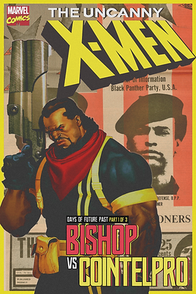 X-Men: BISHOP - Book 1