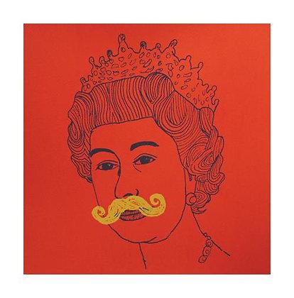 Queen (Red)