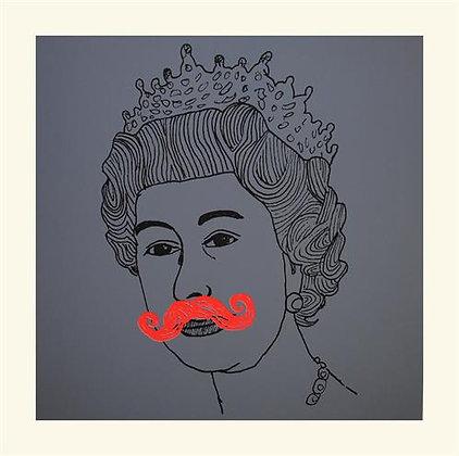 Queen (Grey)