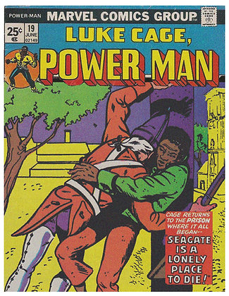 Marvel: Luke Cage 1776