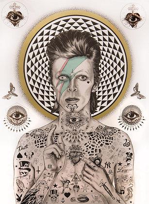 Higher Being - David Bowie