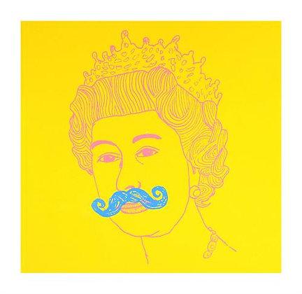 Queen (Yellow)