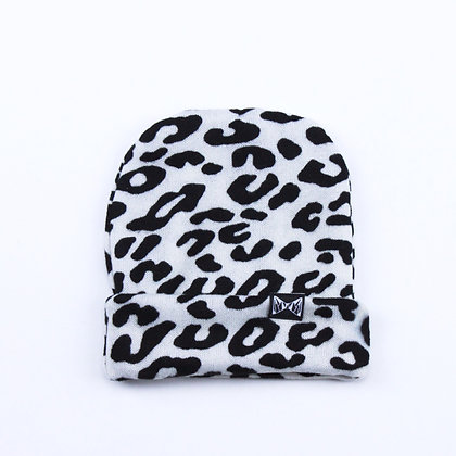 Tuque Tricot Animal