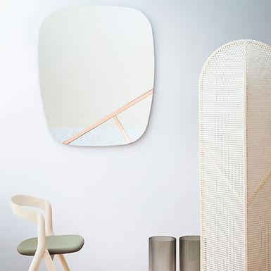 Miniforms, Palmiro Wandspiegel