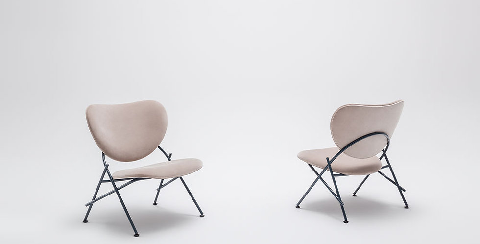 Comforty, Calder Chair Sessel