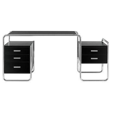 Thonet, S 285 Schreibtisch