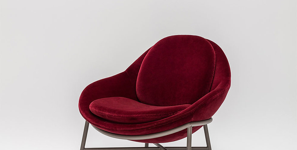 Comforty, Oyster Cushion Sessel