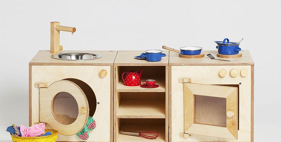 Mahalinchen, Spielküche