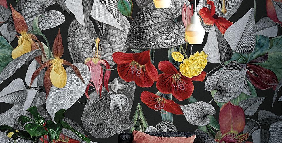 Christian Fischbacher, Gardenia Tapete