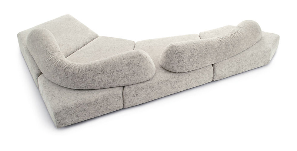Edra, On the Rocks Sofa