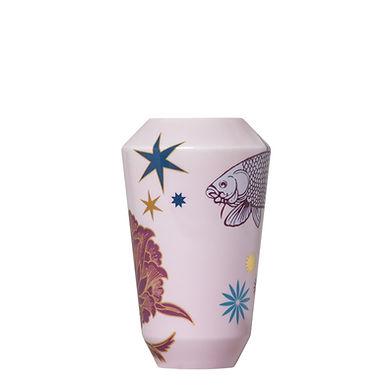 Sieger by Fürstenberg, Luna Vase Wonderland I