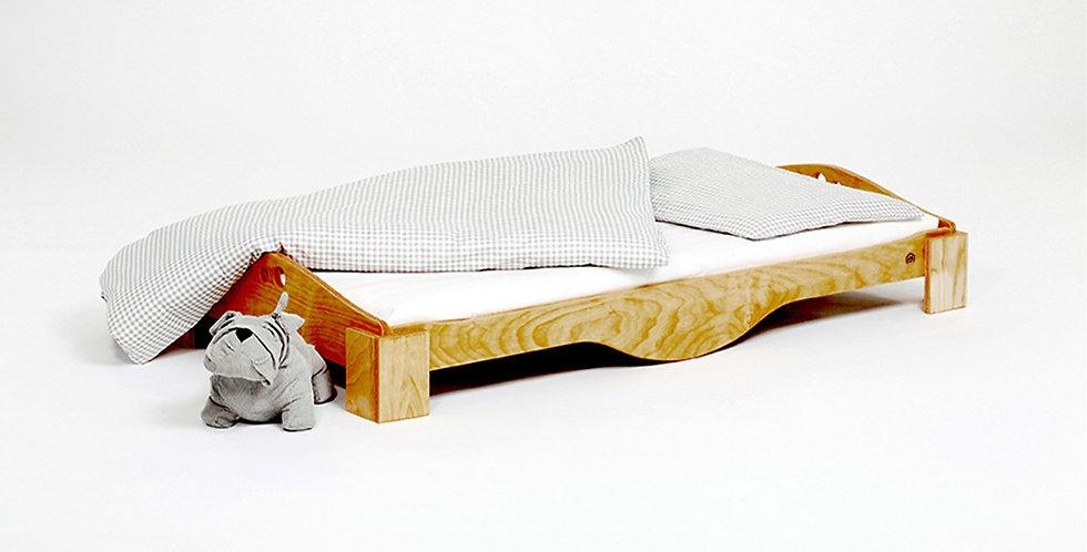 Mahalinchen, Verträumt Kinderstapelbett