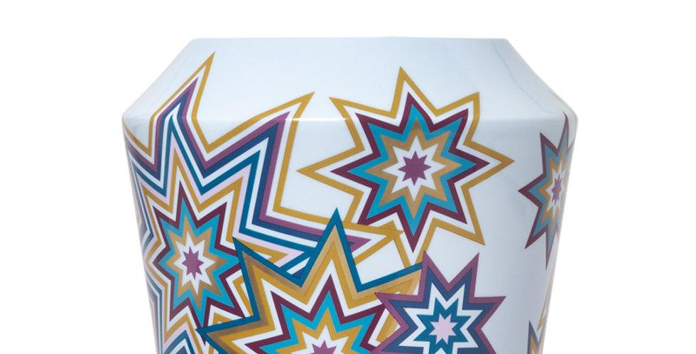 Sieger by Fürstenberg, Luna Vase Supernova III