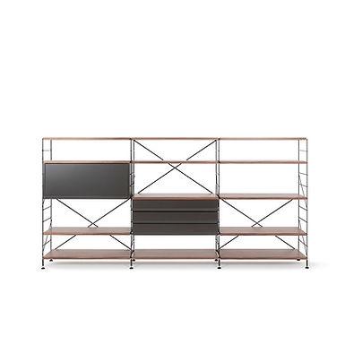 Mobles 114, Tria Regalsystem