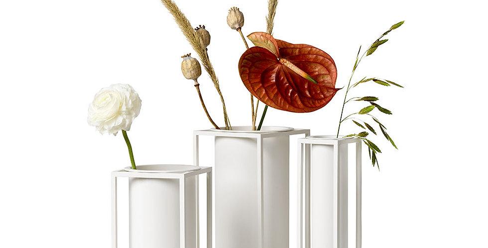 By Lassen, Kubus Vase groß