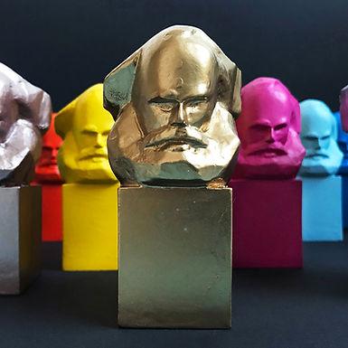 Saru Design, Marx Reloaded Büste