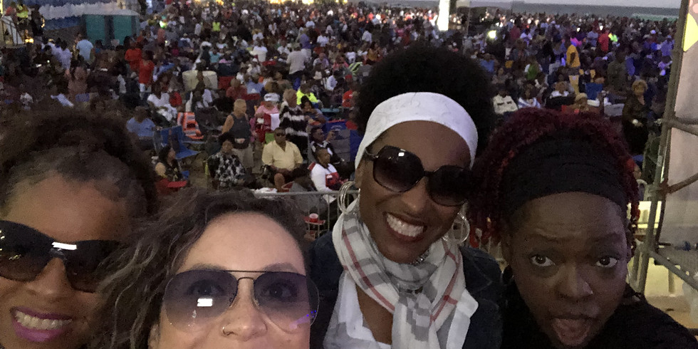 Klymaxx FM with Morris Day and The Time & El Debarge