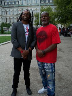 Gun & Homeless Protest Baltimore 6