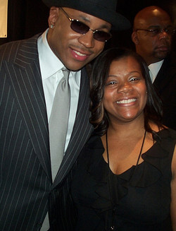 LL Cool J and Janice