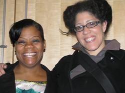 Janice and Rain Pryor