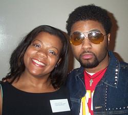 Janice and Musiq Soulchild