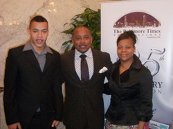 Daymond John, Michael and Janice
