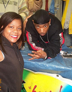 Janice and Ja Rule