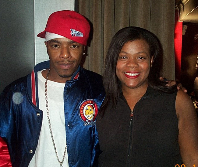 Sisqo of Dru Hill and Janice