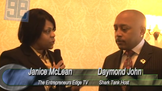 Janice and Daymond John